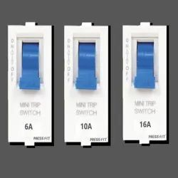 Pressfit One Modular MCB Switches