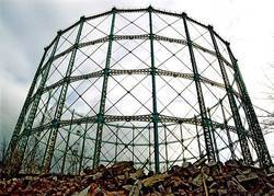Gas Holder Dismantling Services
