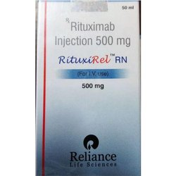 Rituxirel 500 Mg Injection