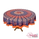 Table Covers, Size: 165 Cm