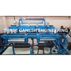 Border Finishing And Shinning Machine