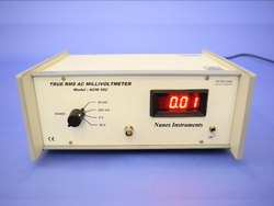 True RMS A.C. Millivoltmeter