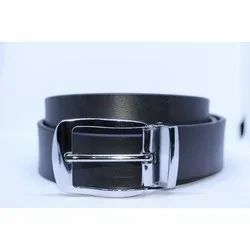 Black Dull Leather