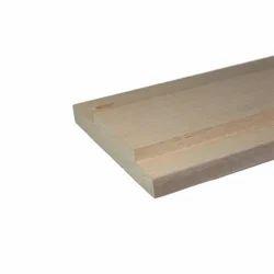 Rectangular Miranti Wood Meranti Hardwood, For Furniture, Thickness: 1 Inch