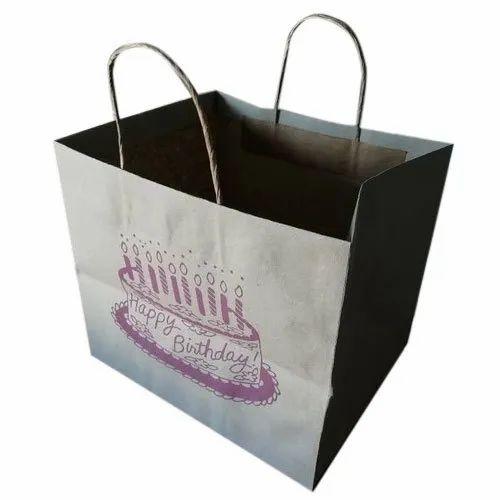 131659030628 Cake Shop Paper Carry Bag