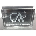 3D Laser Engraving Crystal