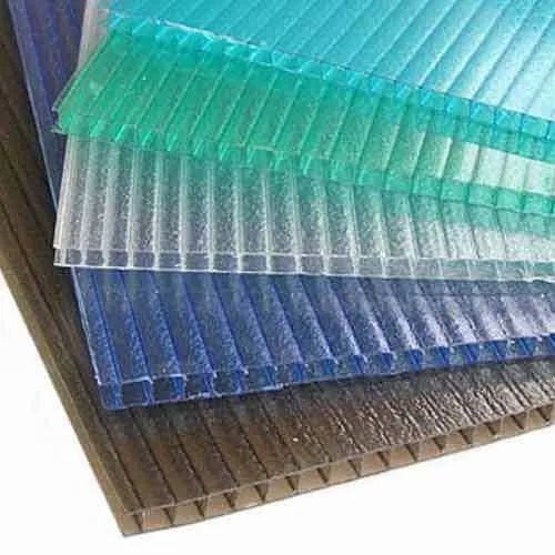 Polycarbonate Roofing Sheet Multiwall Polycarbonate