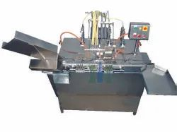 Four Head Closed Ampoule Filling Sealing Machine