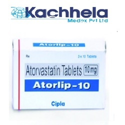 Atorlip 10 mg Tablets