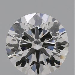 CVD Diamond 1.60ct G VVS2 Round Brilliant Cut IGI Certified