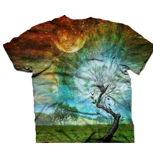 Lycra T Shirt Allover Sublimation Printing Service