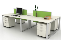 Open Office Desk Systems
