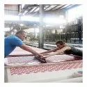 Polyester Digital Georgette Fabric Printing Service, In Pan India