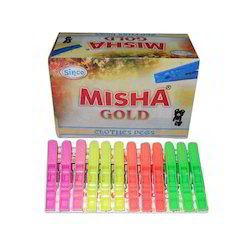 Cloth Pegs - Misha Gold