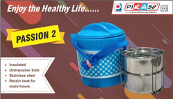 Passion 2 Insulated Tiffin