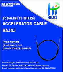 Hilex Pulsar 200CC ACC Cable