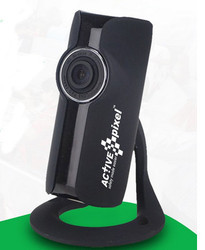 Wireless Panoramic Fisheye Camera