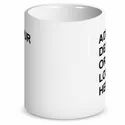 Corporate Ceramic Coffee Sublimation Mug