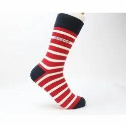 Woodland BD 153 Striped Full Length Men's Socks