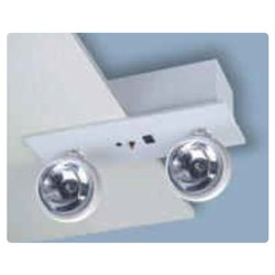 Ceiling Mounting Twin Beam Emergency Light Beam