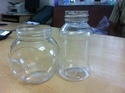 Plastic PET Honey Jar