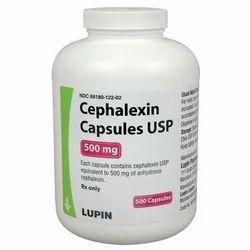 Anti Bacterial Capsules
