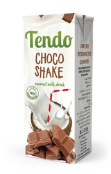 Coconut Milk With Chocolate Flavor