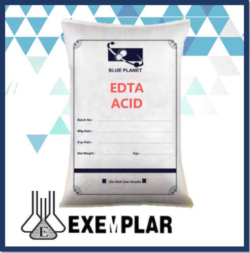 EDTA, Packaging Size: 25 Kg.