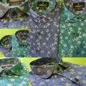 Garacia Cotton Men Party Wear Printed Shirt, Size: M To 2xl