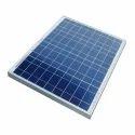 75W/12V Polycrystalline Solar Panel