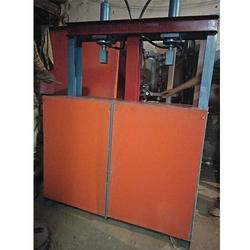 Hydraulic Semi Automatic Double Die Paper Plate Machine