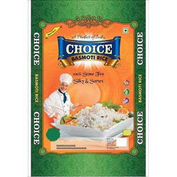 HDPE Rice Bags
