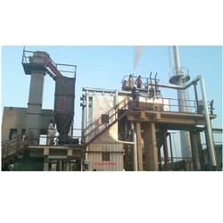 Oil & Gas Fired 1000-2000 kg/hr FBC Steam Boiler