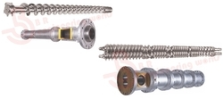 Food Processing Screw Barrel