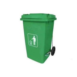 Outdoor Wheeled FRP Dustbins