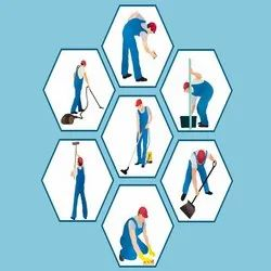 Full Day Commercial Office Housekeeping Services
