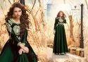 Arihant Silk Long Silk Gown Style Kurtis Catalog Collection