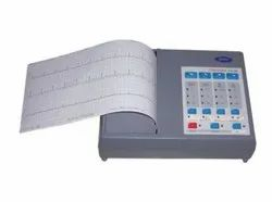 Clarity ECG Machine, Portable, Number Of Channels: 3 Channels