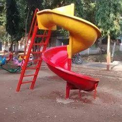 Spiral Park Slide