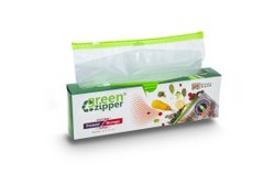 Greenzipper Slider Freezer Bags