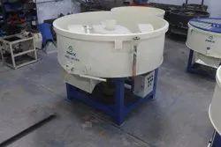 Three Phase Muller Mixer, 415 V, Automation Grade: Semi-Automatic