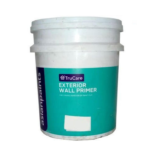 Tintable Primer Asian Paints Asian Paint Wall Primer Packaging Size 20 Litre For Water Stains Rs 150 Litre Id 17422772688