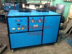 Starland Automatic Air Cooled Reciprocating Chiller, Capacity: 5 Ton