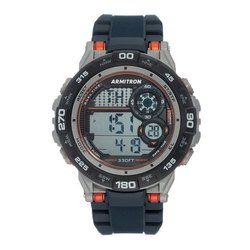 Armitron Blue 40-8441NVY Sport Digital Watch