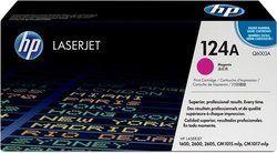 HP Q6003A 124A Magenta Toner Cartridge