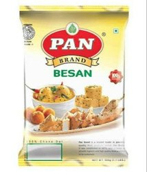 2 Layer Besan Packaging Pouch