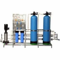 Stainless Steel Automatic 1000 LPH R O Plant