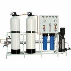Semi Automatic Industrial RO Plants