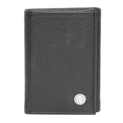 Woodland W 543004 Dark Grey Men's Leather Wallet