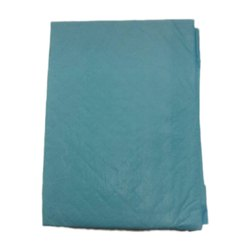 Blue Medical Underpad for Hospital, Size: Large